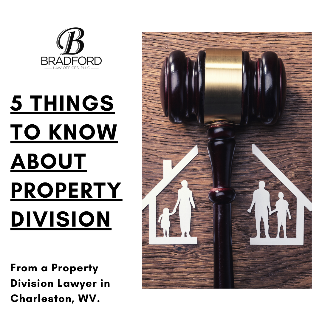 5 Things to Know About Property Division - Family Law Attorney Blog