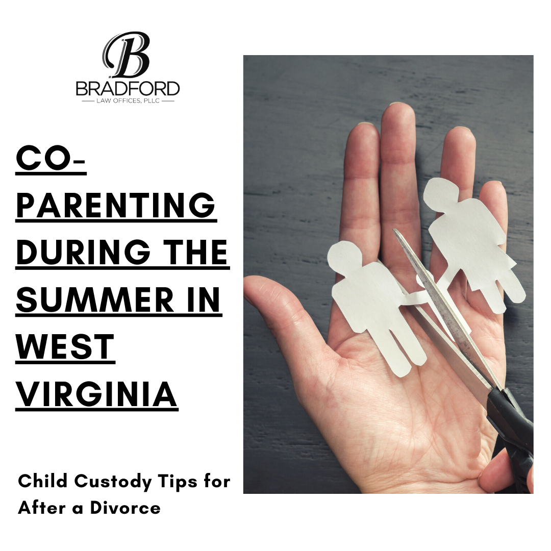 Co-Parenting During the Summer in West Virginia | Child Custody Tips for After a West Virginia Divorce