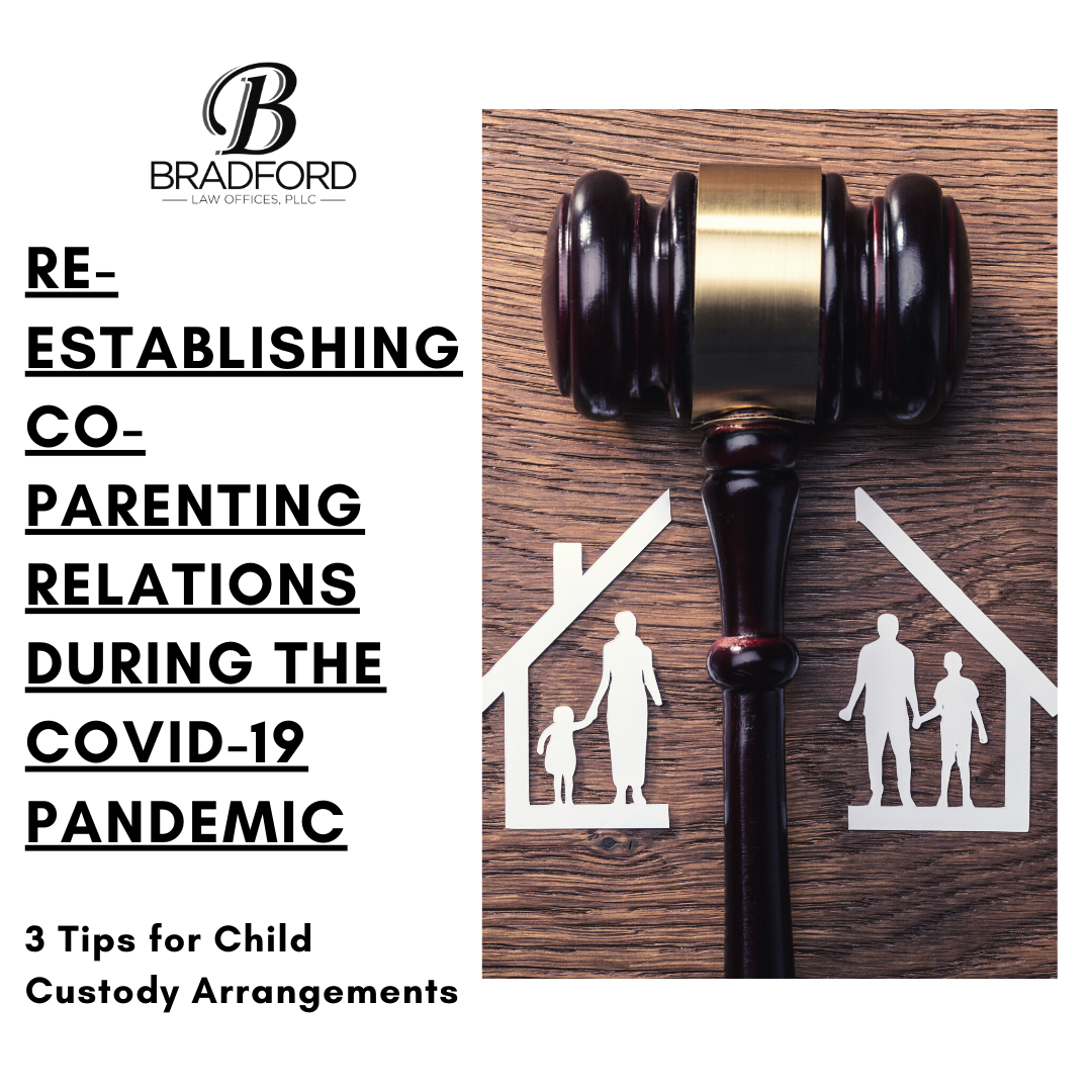Re-Establishing Co-Parenting Relations During the COVID-19 Pandemic