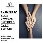 Answers to Your Spousal Support & Child Support - Family Law Attorney